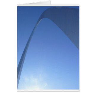 Gateway to the West Card