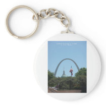 Gateway to West Keychain