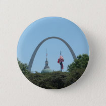Gateway to West Pinback Button