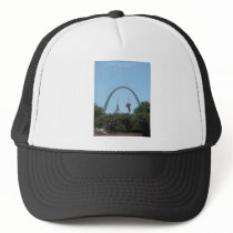 Gateway to West Trucker Hat