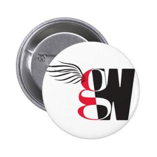 Gateway Women badge 2 Inch Round Button