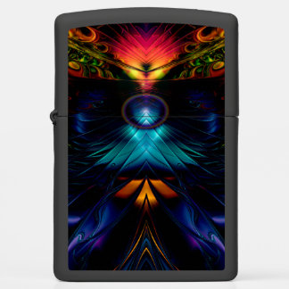 Gatez To The Starz Abstract Zippo Lighter