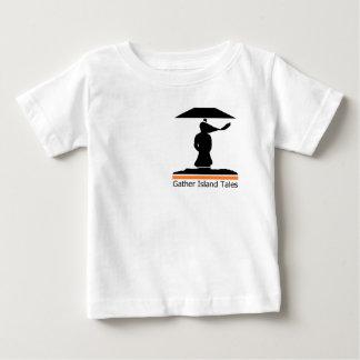 Gather Island Tales Logo Tshirts