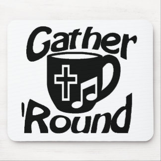 Gather Round Mouse Pad