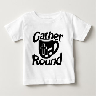 Gather Round Tee Shirt
