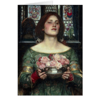 Gather Ye Rosebuds Card