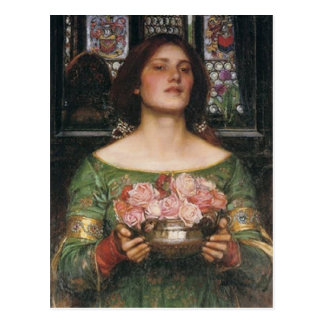 Gather Ye Rosebuds Postcards