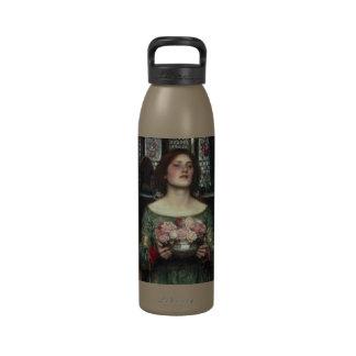 Gather Ye Rosebuds Drinking Bottles