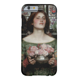Gather Ye Rosebuds While Ye May Barely There iPhone 6 Case