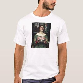 'Gather Ye Rosebuds While Ye May' John William Wat T-Shirt