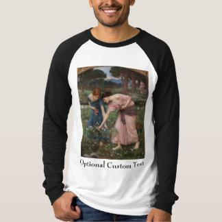Gather Ye Rosebuds While Ye May T-Shirt