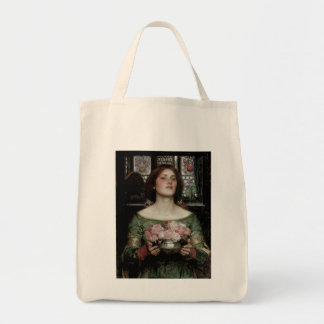 Gather Ye Rosebuds While Ye May Tote Bag