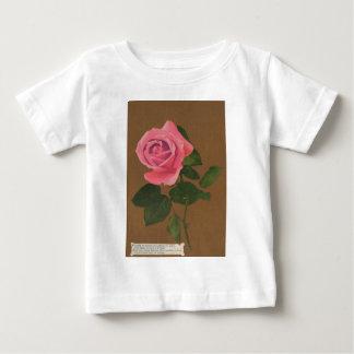 Gather Ye Rosebuds While Ye May  Vintage Postcard Baby T-Shirt