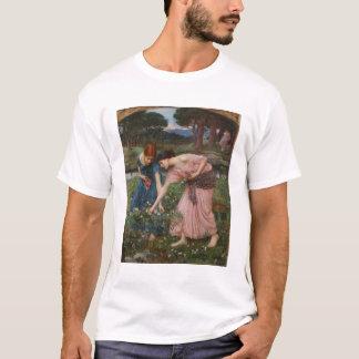 Gather Ye Rosebuds While Ye May - Waterhouse T-Shirt