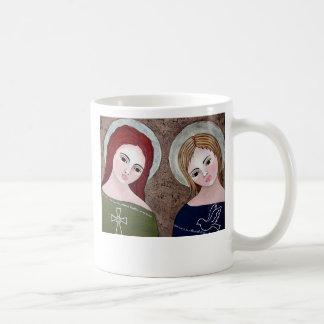 Gathered In My Name Classic White Coffee Mug
