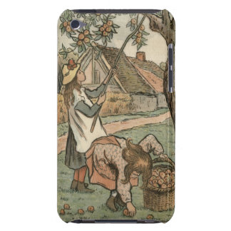 Gathering Apples, from 'Travaux des Champs', engra Barely There iPod Cover