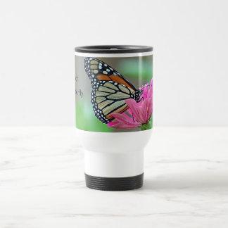 Gathering Nectar Travel Mug