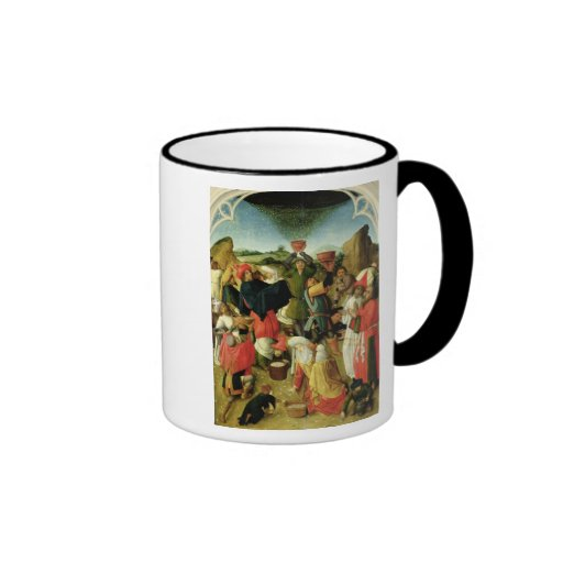 Gathering of the Manna Coffee Mug