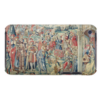 Gathering the Booty, Tapestry of David and Bathshe iPod Touch Case