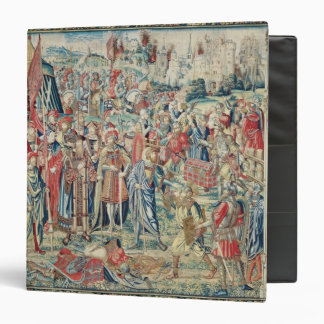 Gathering the Booty, Tapestry of David and Bathshe Vinyl Binders
