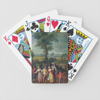 Gathering the Harvest Bicycle Playing Cards