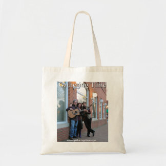 Gathering Time Tote Bag