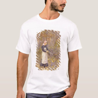 Gathering wood for mother T-Shirt