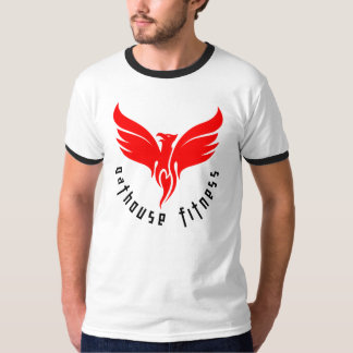 GatHouse Fitness Ringer Tee