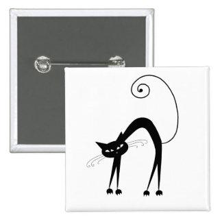 Gatito banal negro 9 pin