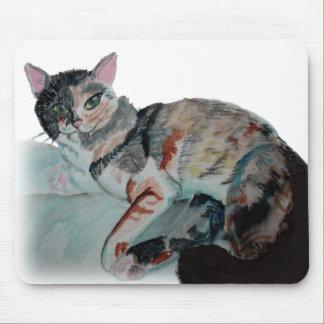 gatito bonito tapetes de raton