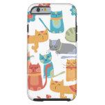 Gatito colorido CatsGifts para el gato Loverscase