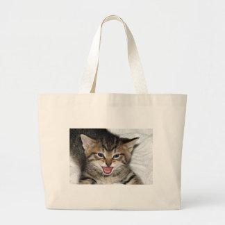 Gatito de griterío bolsas