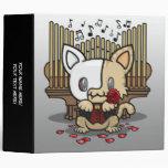 Gatito de Kawaii (fantasma de la ópera)