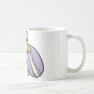 Gatito de Macaron Tazas De Café