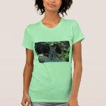 Gatito de Margay (wiedi del Felis) en árbol T Shirt
