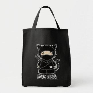 ¡Gatito de Ninja! La bolsa de asas