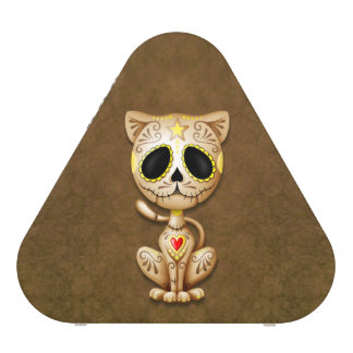 gatito del azúcar del zombi del brBrown del gato Altavoz Bluetooth