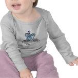 Gatito del dragón camiseta