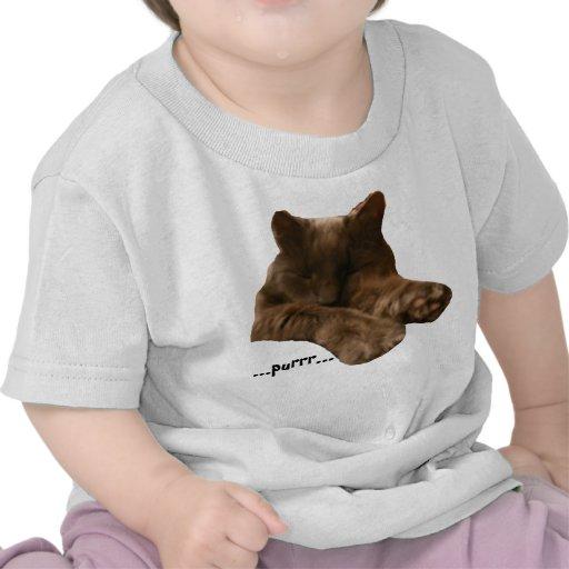 … gatito del purrr… camiseta