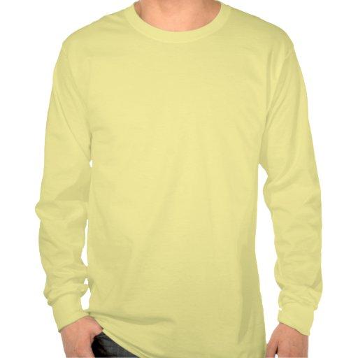 Gatito del remiendo camiseta