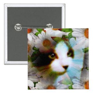 gatito del sondeo de la raqueta pin cuadrado