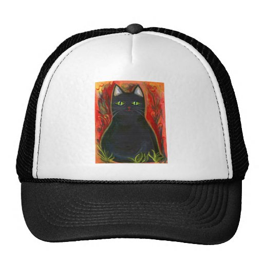 Gatito del vudú gorra