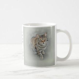 (Gatito dulce Taza Clásica