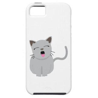 Gatito iPhone 5 Case-Mate Protectores