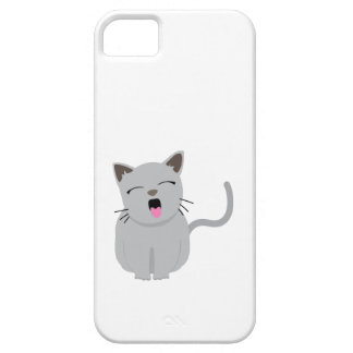 Gatito iPhone 5 Carcasa