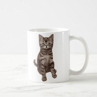 ¡Gatito, gatito! Taza de café