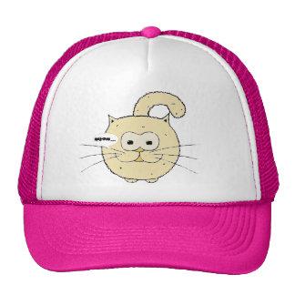 Gatito-gato Gorro De Camionero