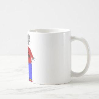 gatito grande taza de café