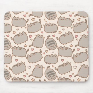 Gatito kawaii mouse pad
