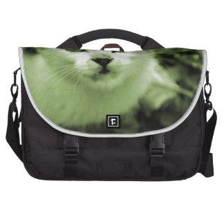 Gatito lindo bolsas de ordenador